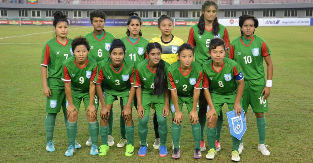 AFC U16W Championship draw: Bengal girls up for tough challenge in group A