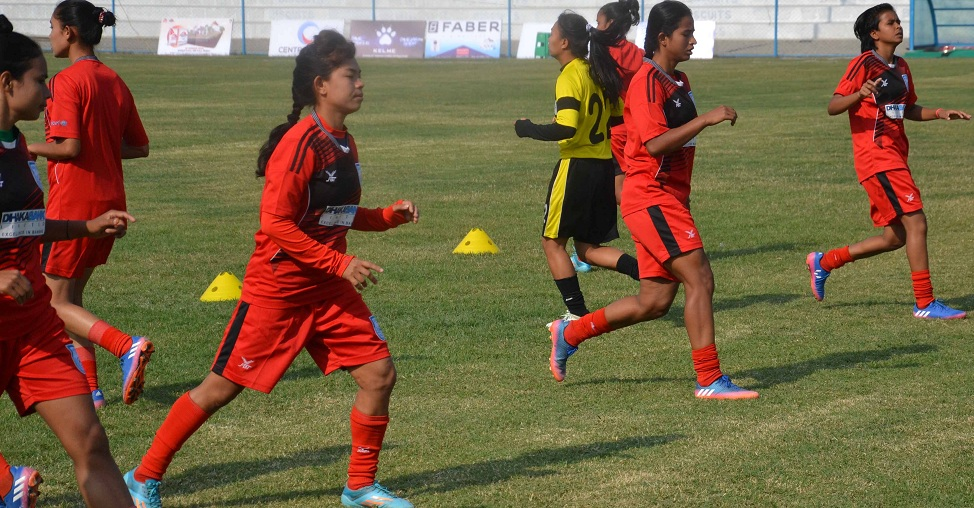 Only thinking about the first match now: Moushumi