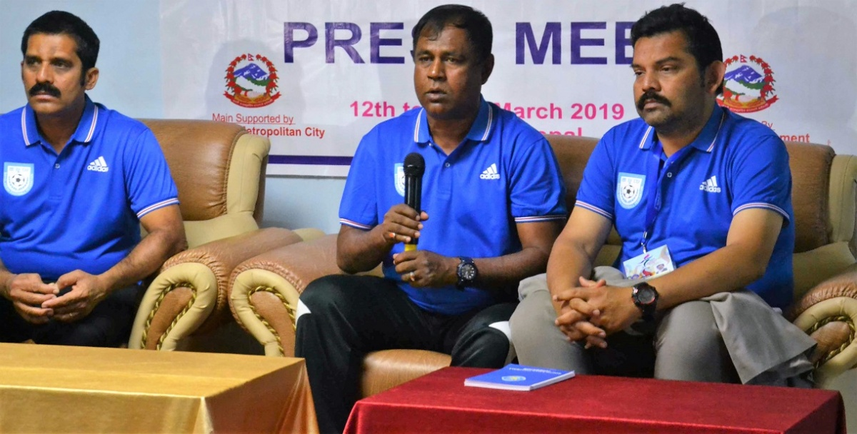 Bangladesh will relish the SAFF challenge: Choton