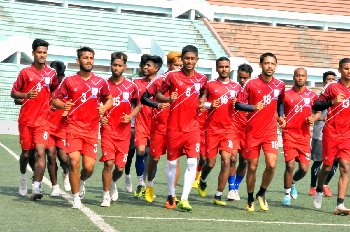 Bangladesh squad announced for AFC U-23 Championship Qualifiers