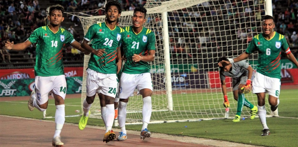 Rabiul strikes late to hand Bangladesh victory over Cambodia