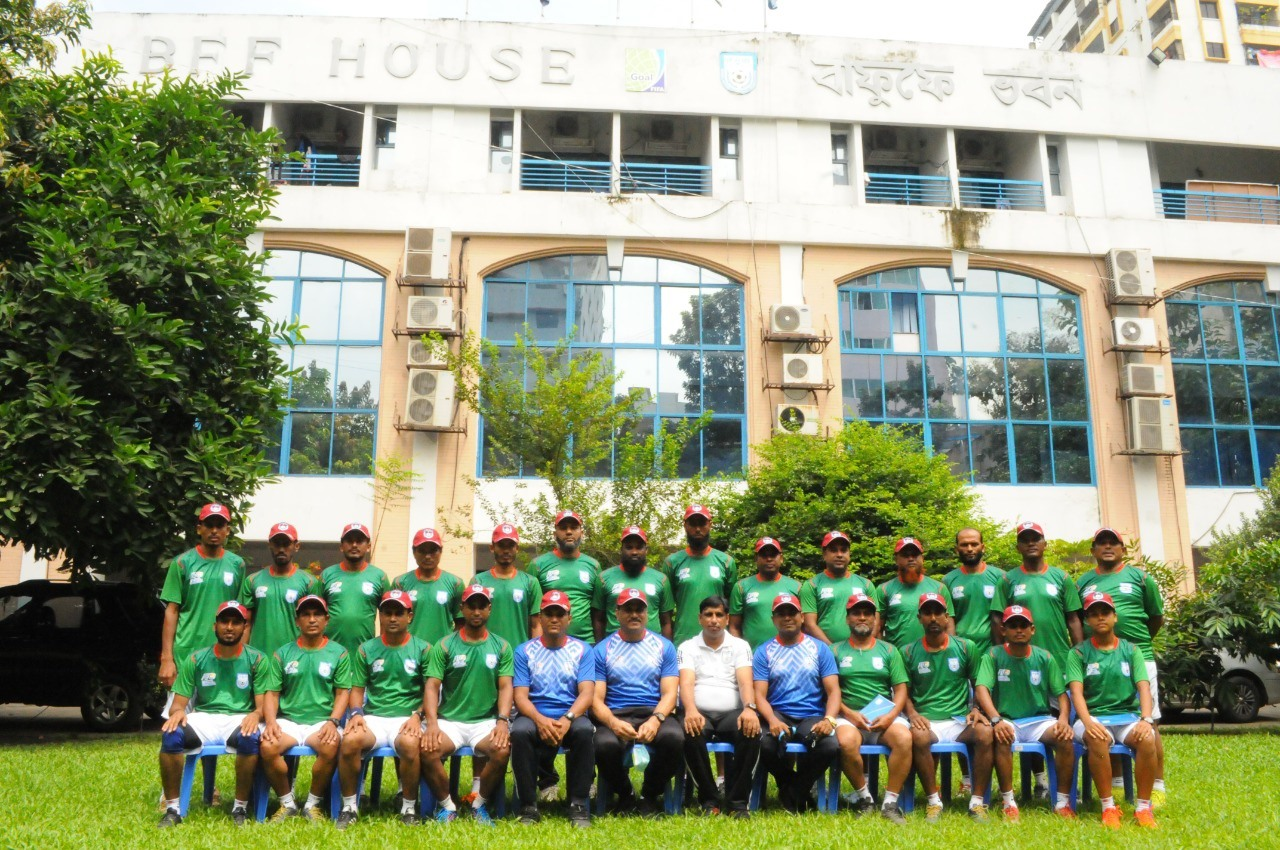 BFF-AFC C Diploma Course 2021 starts from today