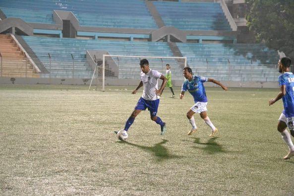 Fortis Sporting Club and Dhaka City Football Club Ltd. draws the match
