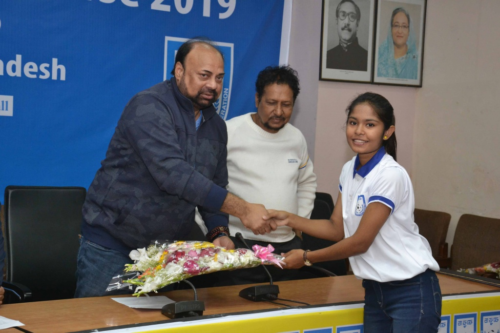 Referees' Training Course – 2019 concludes