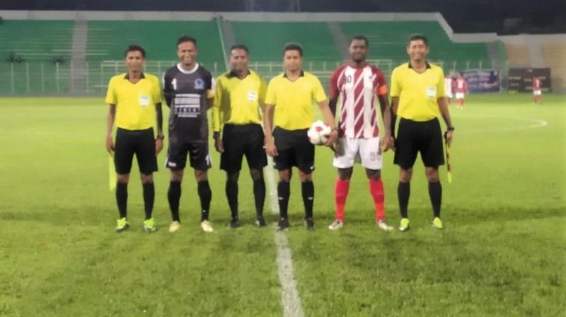 Russel beat relegation-bound BJMC 3-1