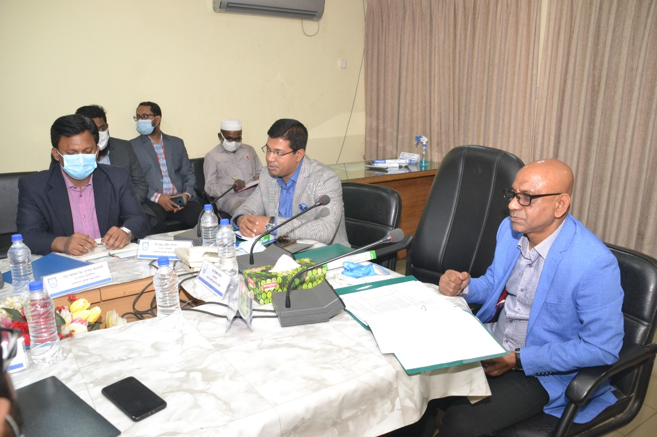The 1st Regular Meeting of the Sub-Committee on 'Third Division Football League 2019-20'  was held