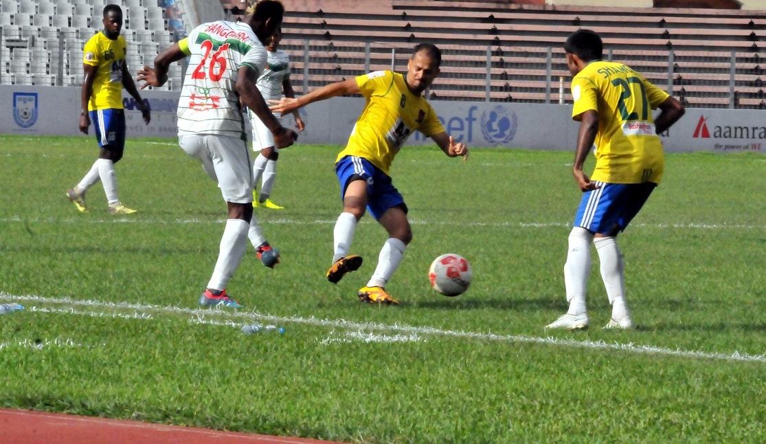 NoFeL, Sheikh Jamal finish season with 2-2 draw