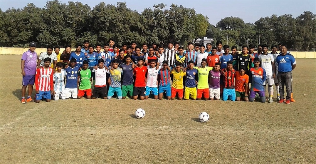 Talent hunt for BFF Football Academy begins