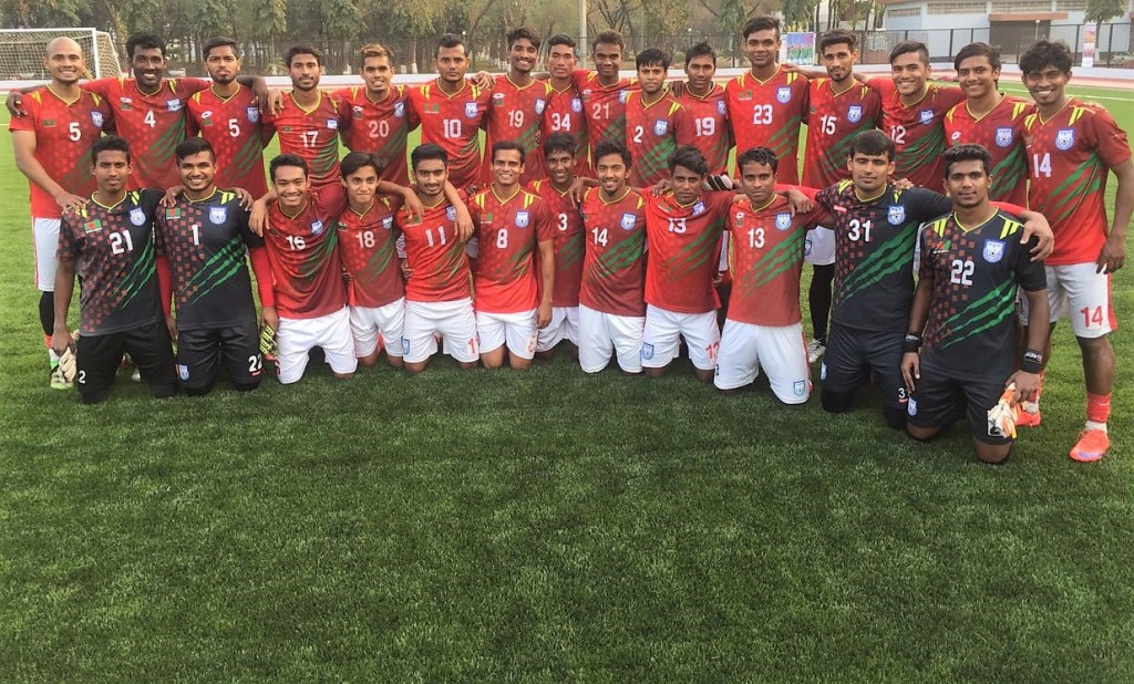 Residency camp ahead of Asian, SAFF tournaments