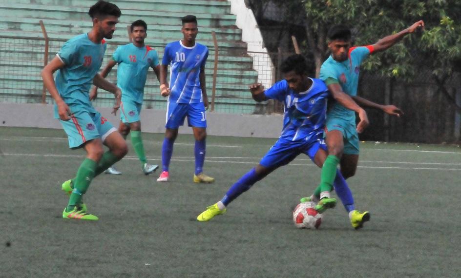 BCL: Uttar Baridhara move up to 2nd spot slamming Dhaka City 3-0