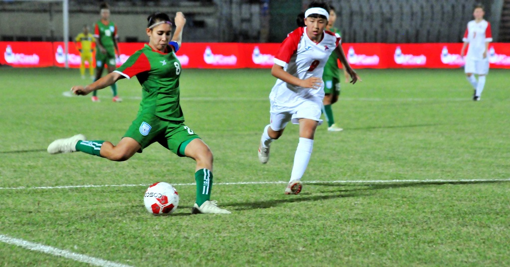 Bangladesh in Bangamata final slamming Mongolia 3-0