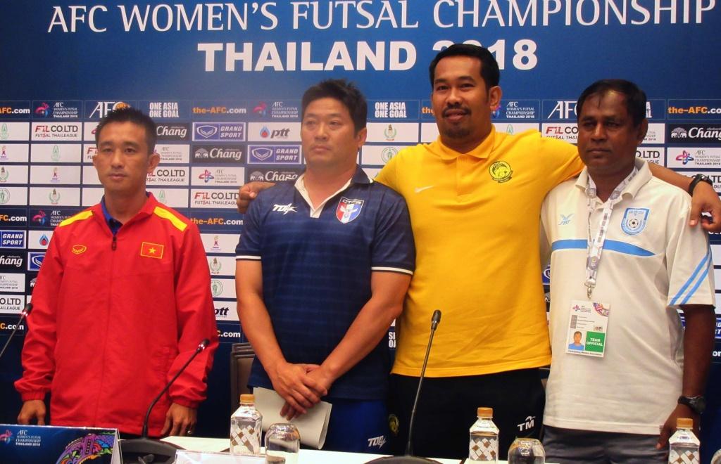 Women's futsal: Bangladesh await Malaysia clash