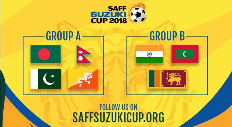 Press meet ahead of SAFF Suzuki Cup Monday