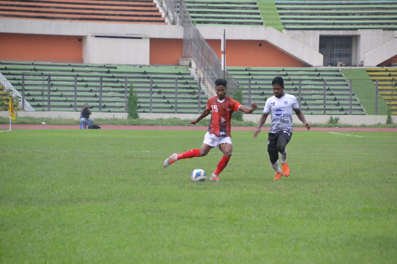 Bashundhara Kings defeated Mohammedan SC Ltd. by 1-0 goal in the match