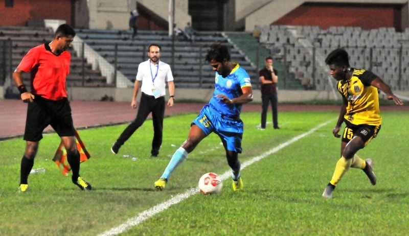 Saif hammered by Abahani