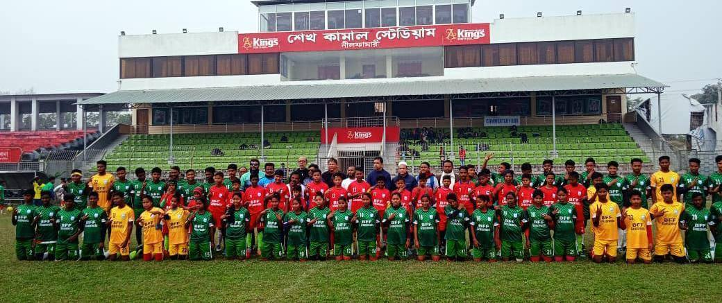 Jersey distribution program in Madaripur and Feni zone
