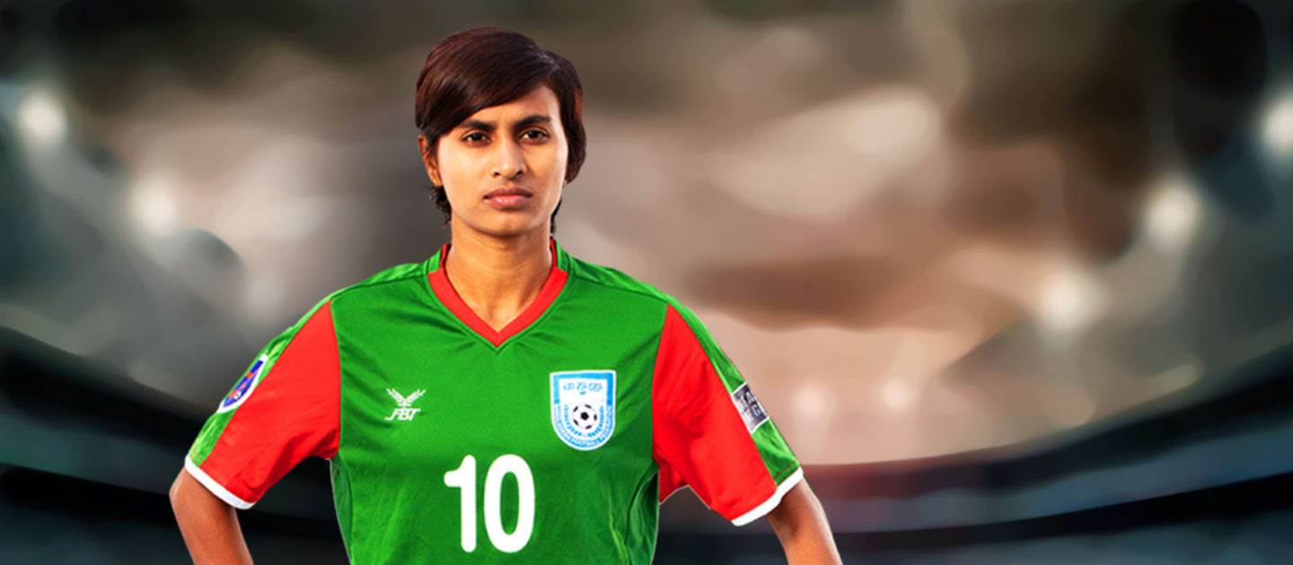 Marta-inspired Khatun Leading the Way in Bangladesh