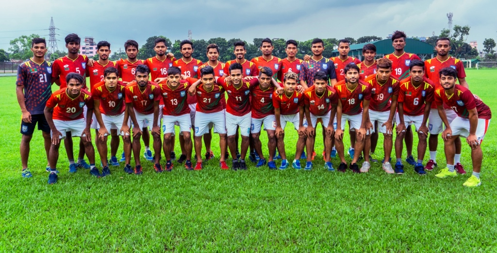 Residency camp ahead of AFC U-19 Championship Qualifiers