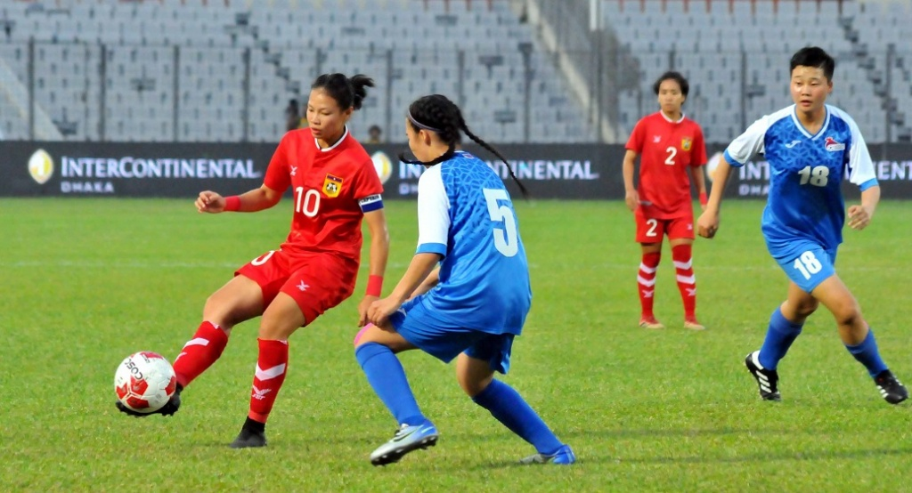 High-flying Mongolia shredded to pieces by Laos in 5-0 rout