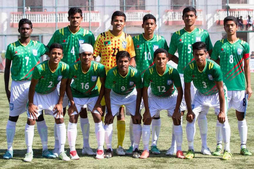 SAFF U15: Boys choose training over celebrations for championship title