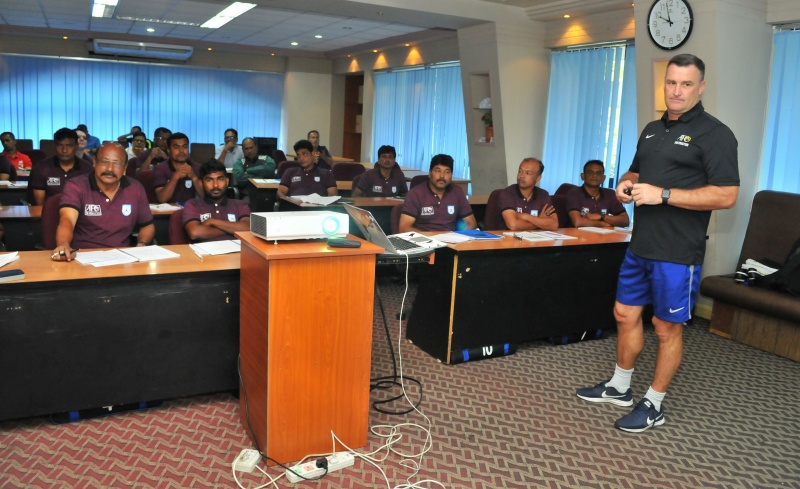 GK Level 1 coaching course to start April 27