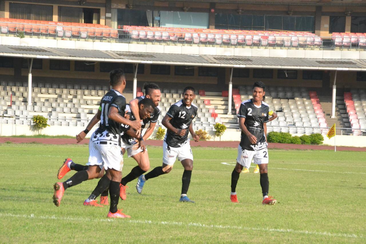 Bashundhara Kings defeated Rahmatganj MFS by 2-1 goals