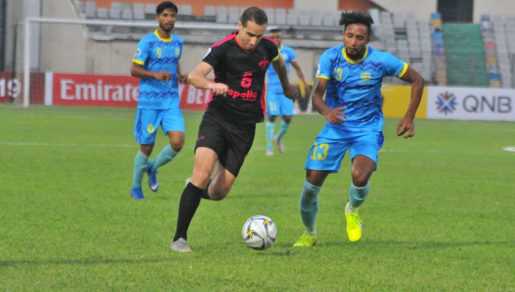 AFC Cup: Abahani hold onto top spot after 2-2 draw with Minerva