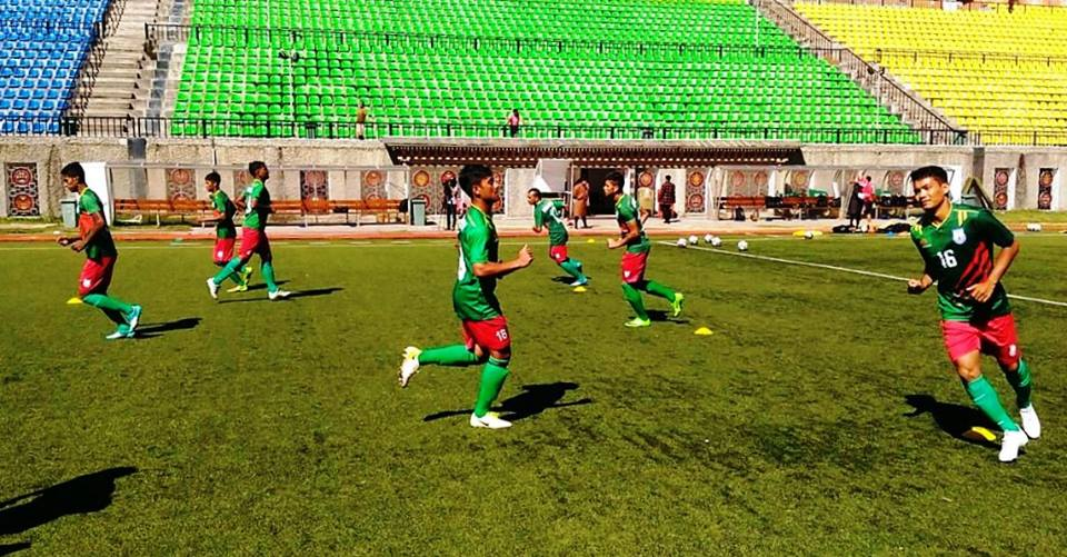 SAFF U18: Confident Bangladesh ready for India face off
