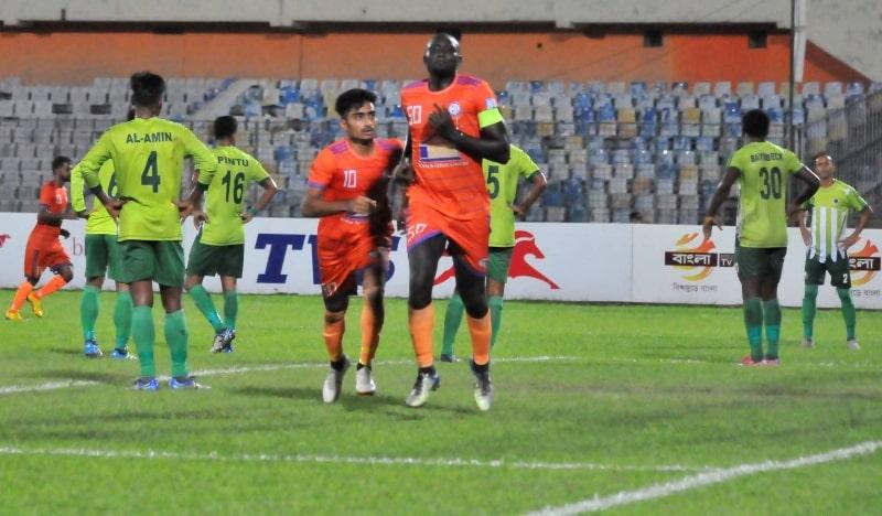 James Moga brace sees Brothers overcome BJMC