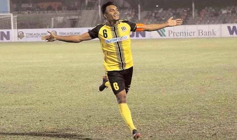 Jamal Bhuyan penalized for unbecoming comments