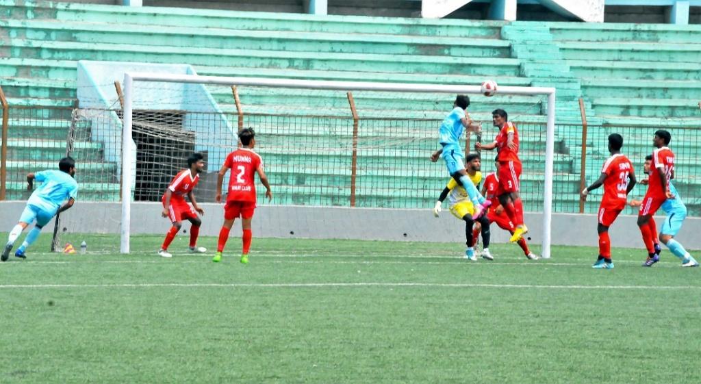 Farashganj held by Wari, Fakirerpool beat Agrani Bank