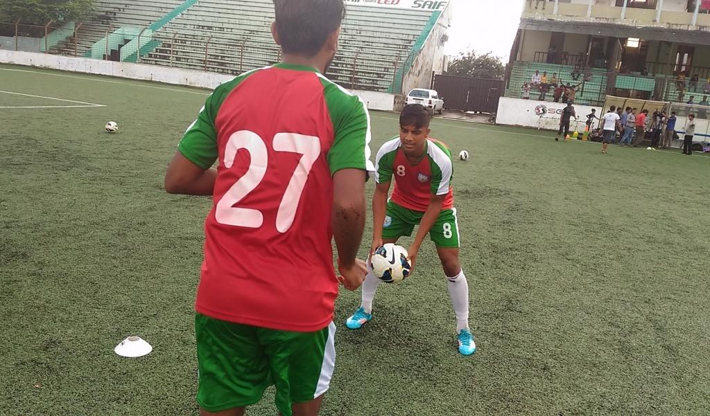 U18 camp again on Aug 23