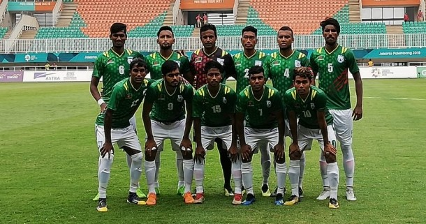 Asian Games: BD through to Round of 16 beating Qatar 1-0