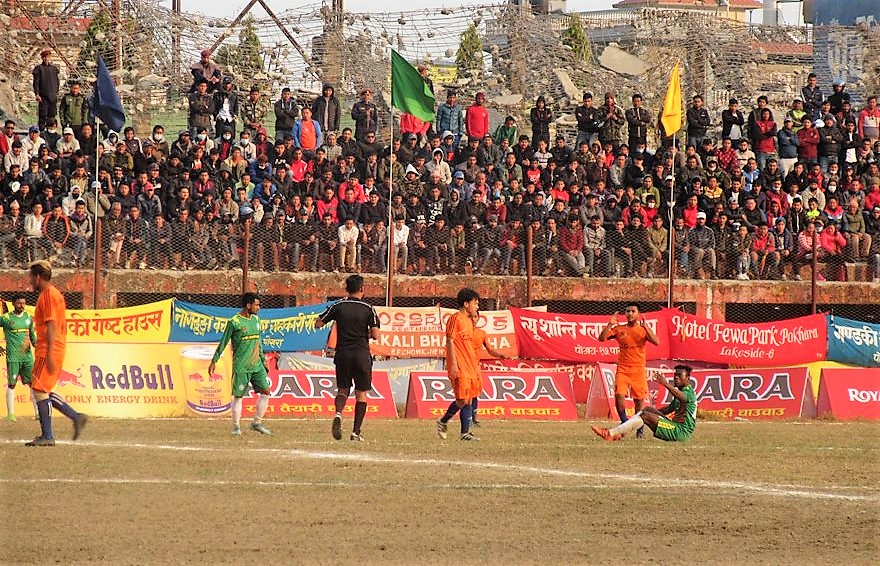 Uttar Baridhara Club reaches semi-final at 16th AHHA RARA Gold Cup 2018