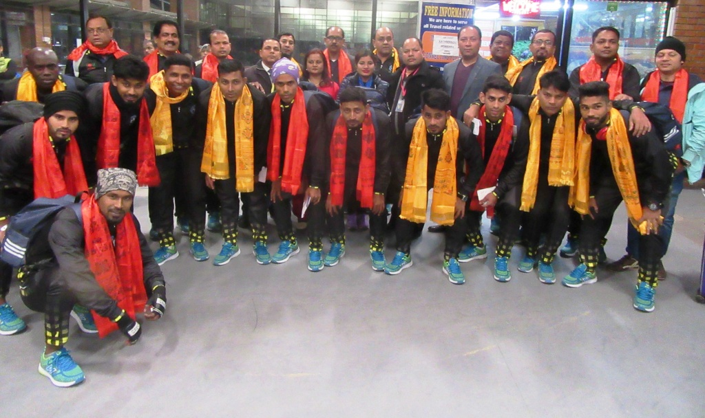 Uttar Baridhara Club in Nepal to participate in AHHA RARA Gold Cup