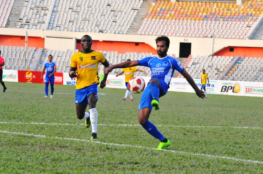 Jamal break Russel hearts in extra time