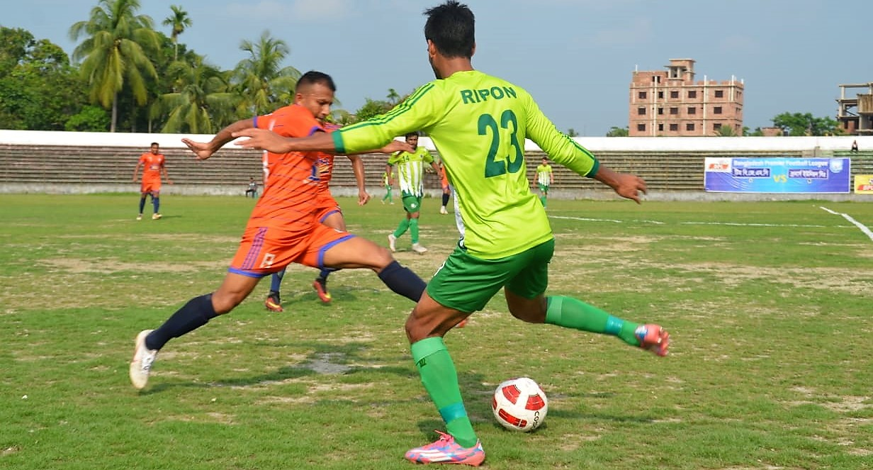 BJMC, Brothers play out goalless draw in bottom-table clash