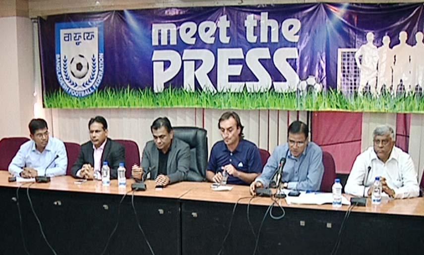 Press briefing ahead of UEFA U15 tournament