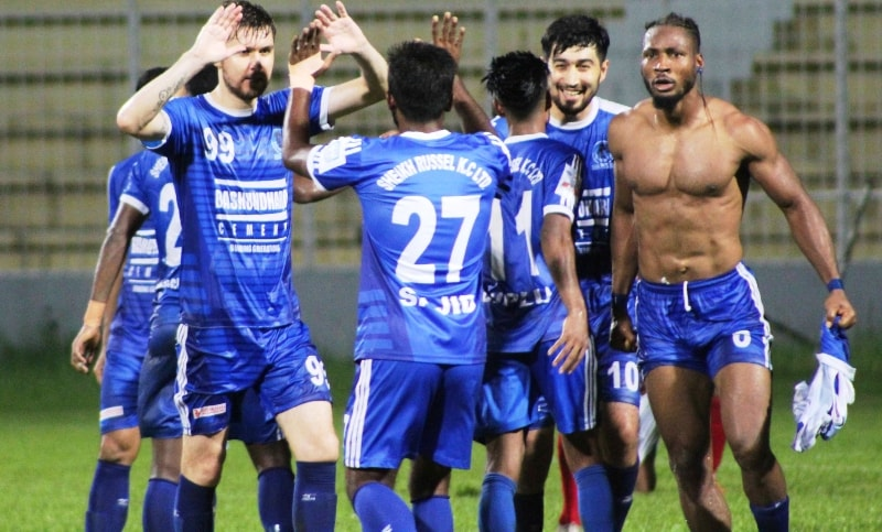 Sheikh Russel give B. Kings taste of first defeat