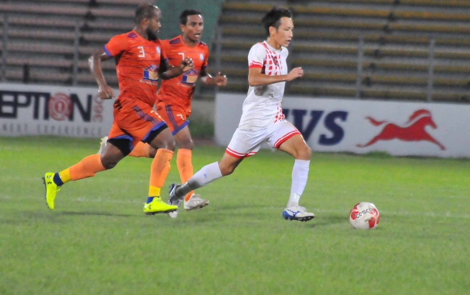 Muktijoddha, Brothers play out goalless draw