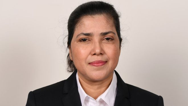 Kiron appointed as AFC Women's Football Committee chairperson
