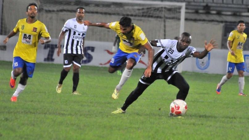 Sheikh Jamal get comforting 2-1 victory against Mohammedan