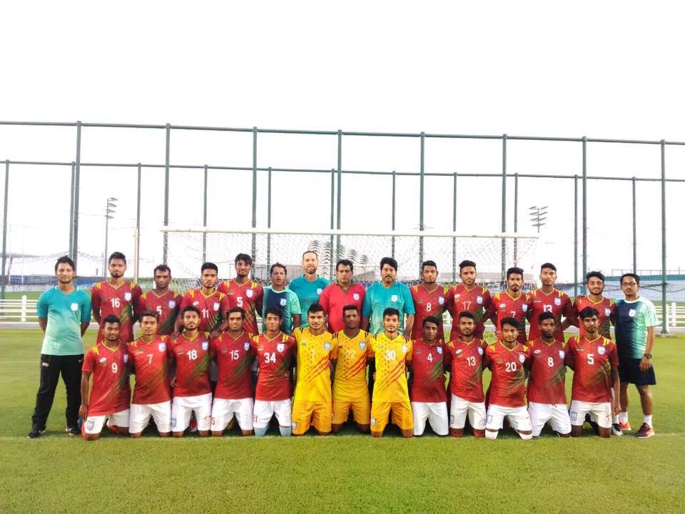 Saif, Ctg Abahoni play out 1-1 draw