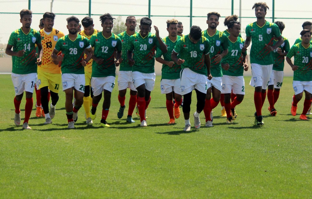 Bangladesh to play two friendly matches during Thailand camp
