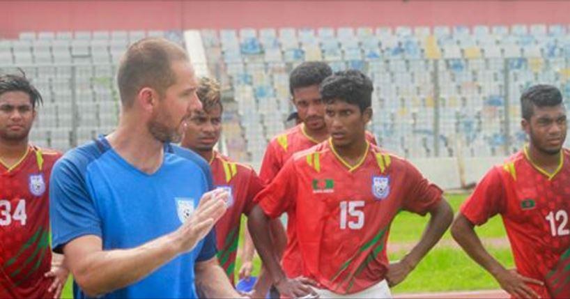 Ord happy with U23 boys' performance