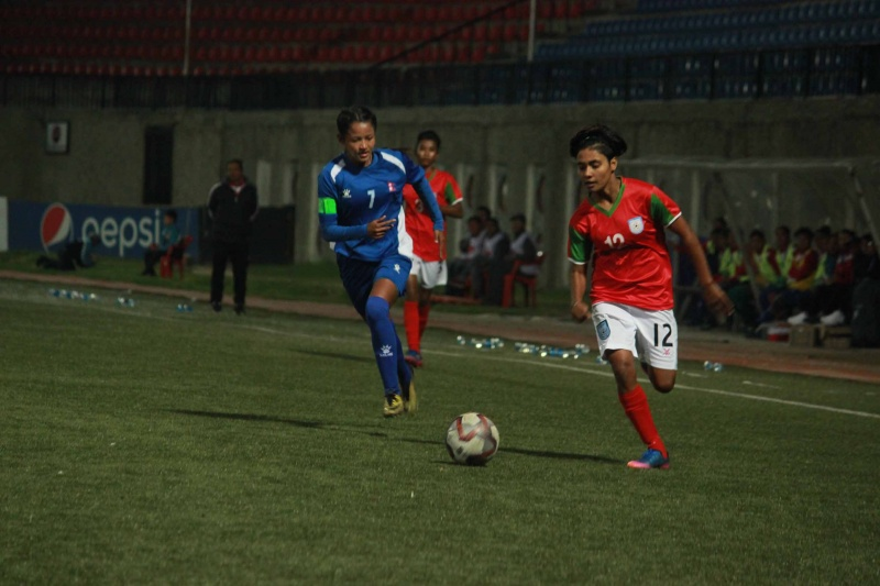 SAFF: Shopna, Krishna set up 2-1 win against Nepal