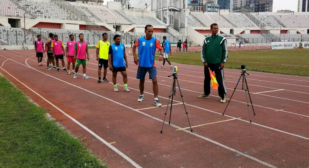 Test held to promote Class I Referees to National Referees