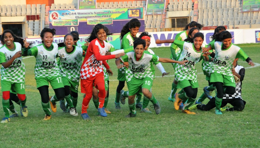 JFA U-14 Women's Championship ends with much promise