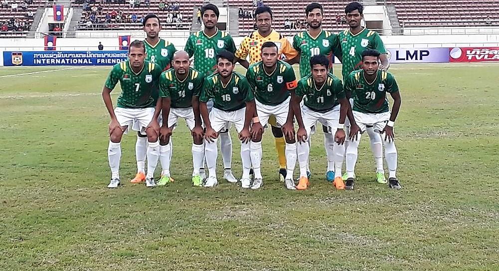 Bangabandhu Gold Cup: Bangladesh squad announced