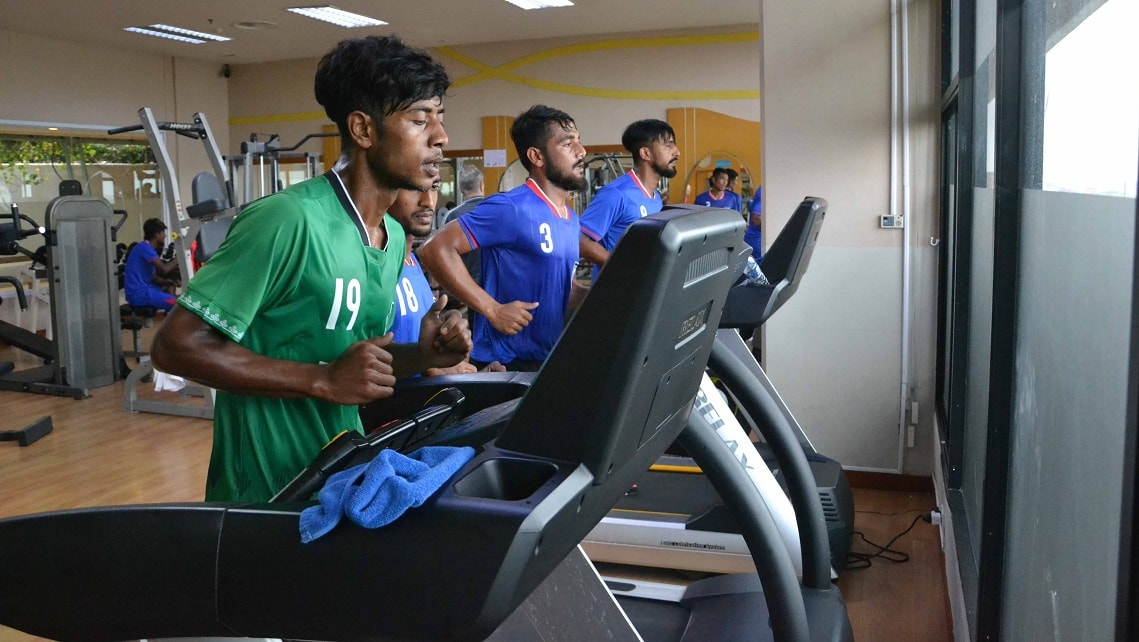 National team continue practice after first friendly